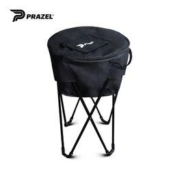 프라젤 스탠드 쿨러백 휴대용 캠핑 보냉가방