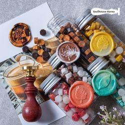 카페 감성무드 스페셜에디션 실링왁스 비즈 (5Color)