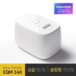 S 경동나비엔 온수매트 New Simple EQM340-SS 슬림형 싱글