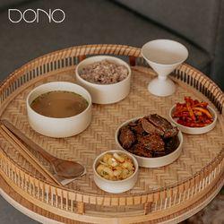 도노 도자기 식기세트 2인 신혼부부 집들이선물 홈세트