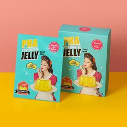 파하 포어화이트 젤리 시트마스크팩 7매 (모공각질관리)