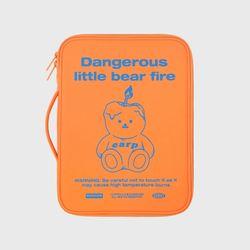 LITTLE FIRE COVY-ORANGE(11인치 북파우치)