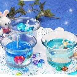 바다친구젤리양초만들기(4개)캔들만들기세트diy