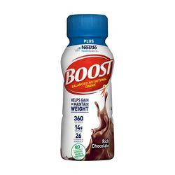 Boost 플러스 컴플리트 뉴트리셔널 드링크 리치 초콜릿 24팩