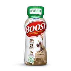 Boost 하이 프로틴 뉴트리셔널 드링크 카페모카 24팩