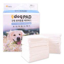 구독 고흡수 강아지 배변패드 100매