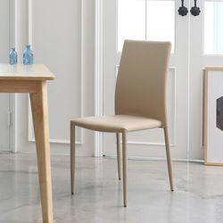 데이드 식탁 인조가죽 의자