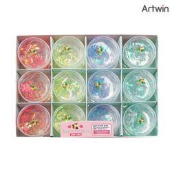 솔방울 아기다람쥐 슬라임 BOX(12개입)