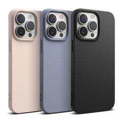 아이폰13 프로 링케에어S 실리콘 컬러 케이스