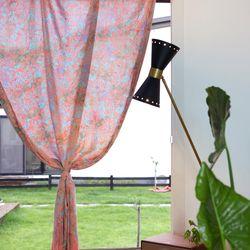 [Comfy Sarong] Vintage garden - Pale Pink