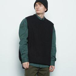 M202 wide vest black