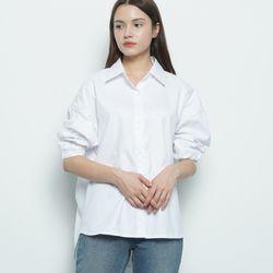 W212 basic over shirt ivory