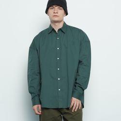 M509 high density over shirt green