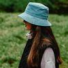 김성은,김호영착용 (UNI) Couleeverte Bucket Hat_Sky Blue(ITEMH8IAUE9)