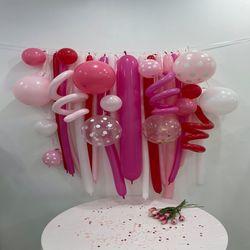 풍선 가랜드 DIY 세트 - 핑크