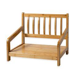 원목 인테리어 1인 좌식 체어 다도 앉은뱅이 의자