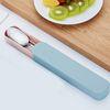 세라믹 휴대용 수저세트(블루)