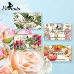 이태리 플로린다 식물성 천연 향수비누 4종 선물세트