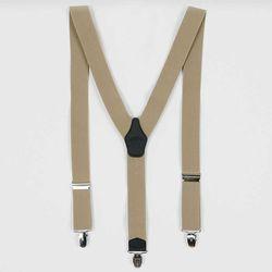 Classic 남여 suspenders 베이지 CH1778829