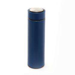 엣지 304스텐 보온병(450ml) (블루)
