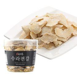 봉동생강마을 국내산 생강으로만든 수라편강 160g