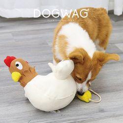 알라뷰닭 노즈워크 강아지 간식 장난감 삑삑이 터그놀이