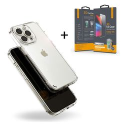 아이폰 13 프로 맥스 국내 생산 울트라핏 케이스+강화유리 필름