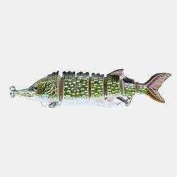 히트피싱 7단 관절 루어(물고기B)