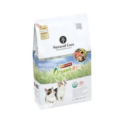 네츄럴코어 유기농 95 멀티프로틴 고양이사료 2.4kg