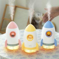 카카오프렌즈 로켓 가습기 400ml
