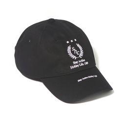 베이 리프 커브캡-블랙