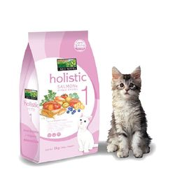 뉴웨이브 홀리스틱 연어 고양이사료 1kg