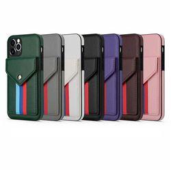 아이폰12 11 pro max xs 8 카드지갑 스트랩 폰 케이스