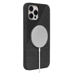 CLIC CANVAS Magsafe iPhone 12 PRO Max BLACK_CCAVM-