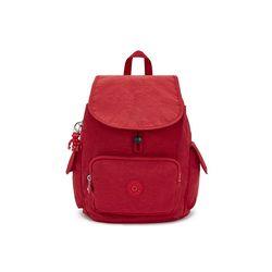 키플링 CITY PACK S Red Rouge 백팩