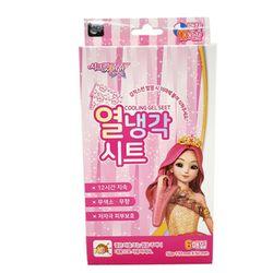 시크릿쥬쥬 열냉각시트 (6매입)열패치쿨패치