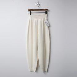 Whole Cashmere Wool Jogger Pants