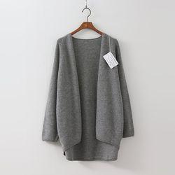 Whole Cashmere Wool Shawl Cardigan