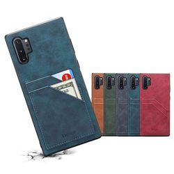 아이폰 12 PRO 맥스 미니/가죽 카드 포켓 수납 케이스