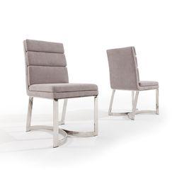 로렌스 패브릭 식탁 의자