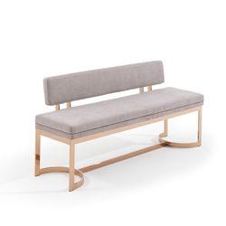 로렌스 패브릭 1500 벤치 의자
