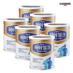 [일동후디스] 하이밀크 분유 600g X6캔