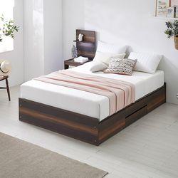 [수도권무배] 워너비 높은서랍 침대 Q 포켓 볼라텍스