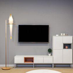 크라운스완(LED) 장스탠드 매장 홈 인테리어 조명