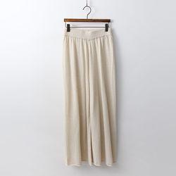 Cashmere Wool Knit Pants
