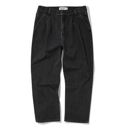 SP TWO TUCK WIDE DENIM PANTS(NEW6IF50VZ)