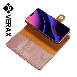 아이폰13PROMAX 프로맥스 마그네틱 가죽 케이스 P312