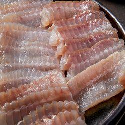 저온 숙성 고품질 국산 홍어 1kg