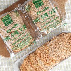 민들레식구들 고소한 영양만점 수제 현미 누룽지 540g