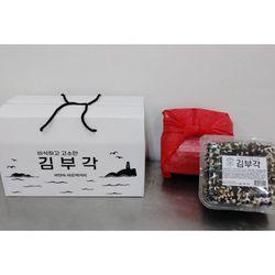 김부자푸드 수제 찹쌀 김부각 선물세트 116g x 2개입